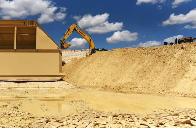 The drilling boom has increased demand for materials like sand and water that are used in hydraulic fracturing, driving up prices.