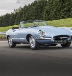 1968 jaguar e type zero revamping the vintage roadster as an electric car wsj [ 1280 x 853 Pixel ]