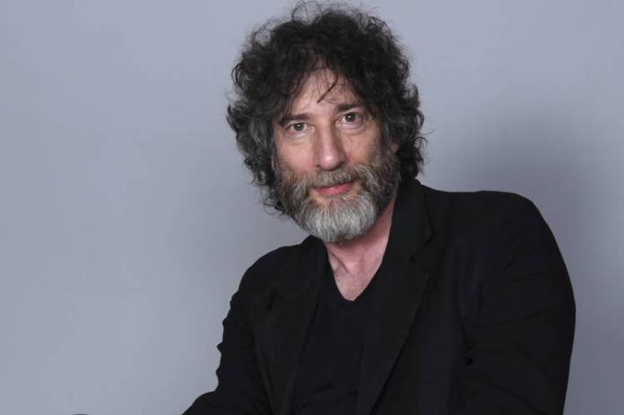 Author Neil Gaiman was on the shortlist for the New Academy Prize.