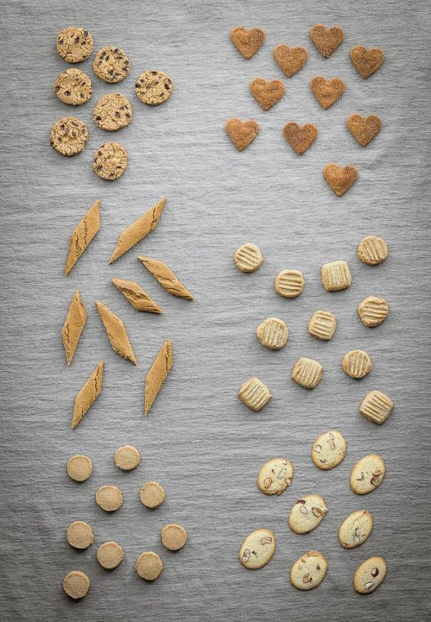 BAKE-OFF A variety of cookies and shortbreads.