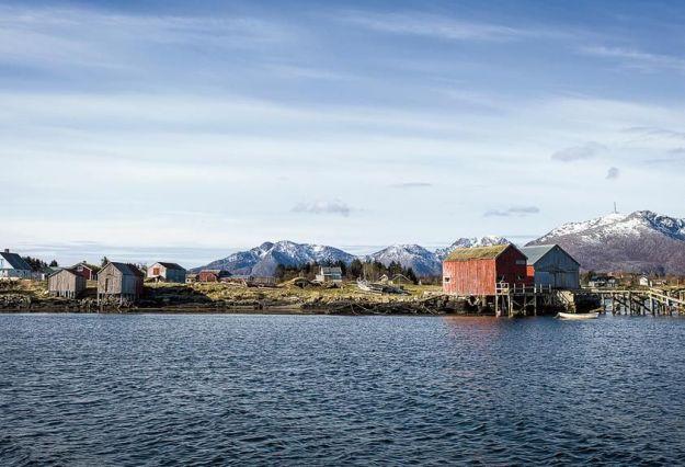 Norway's Vega Archipelago, May 2014.