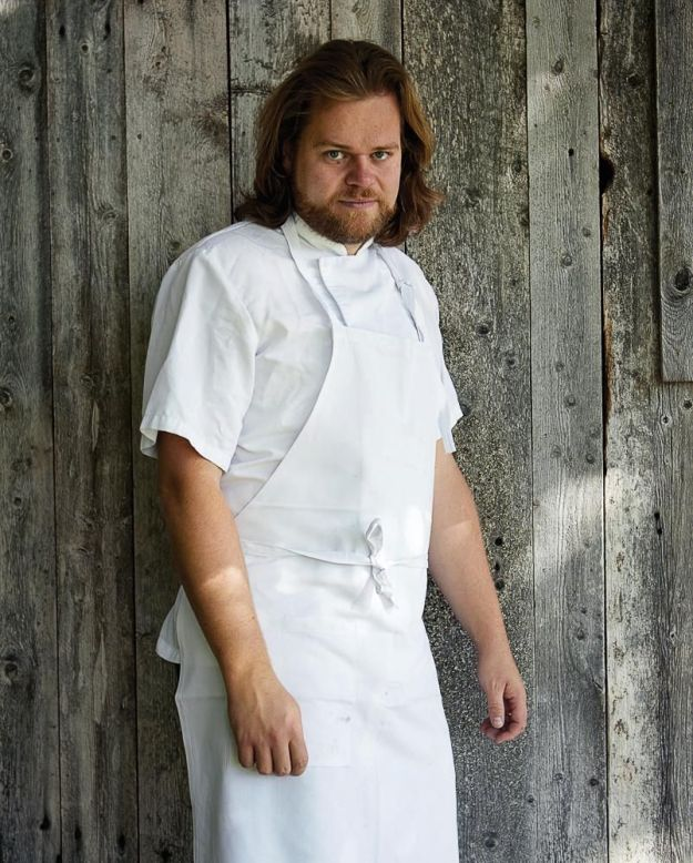 Nilsson shot all of The Nordic Baking Book's imagery.