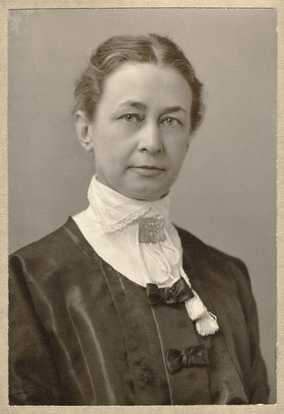 Hilma af Klint in the 1910s