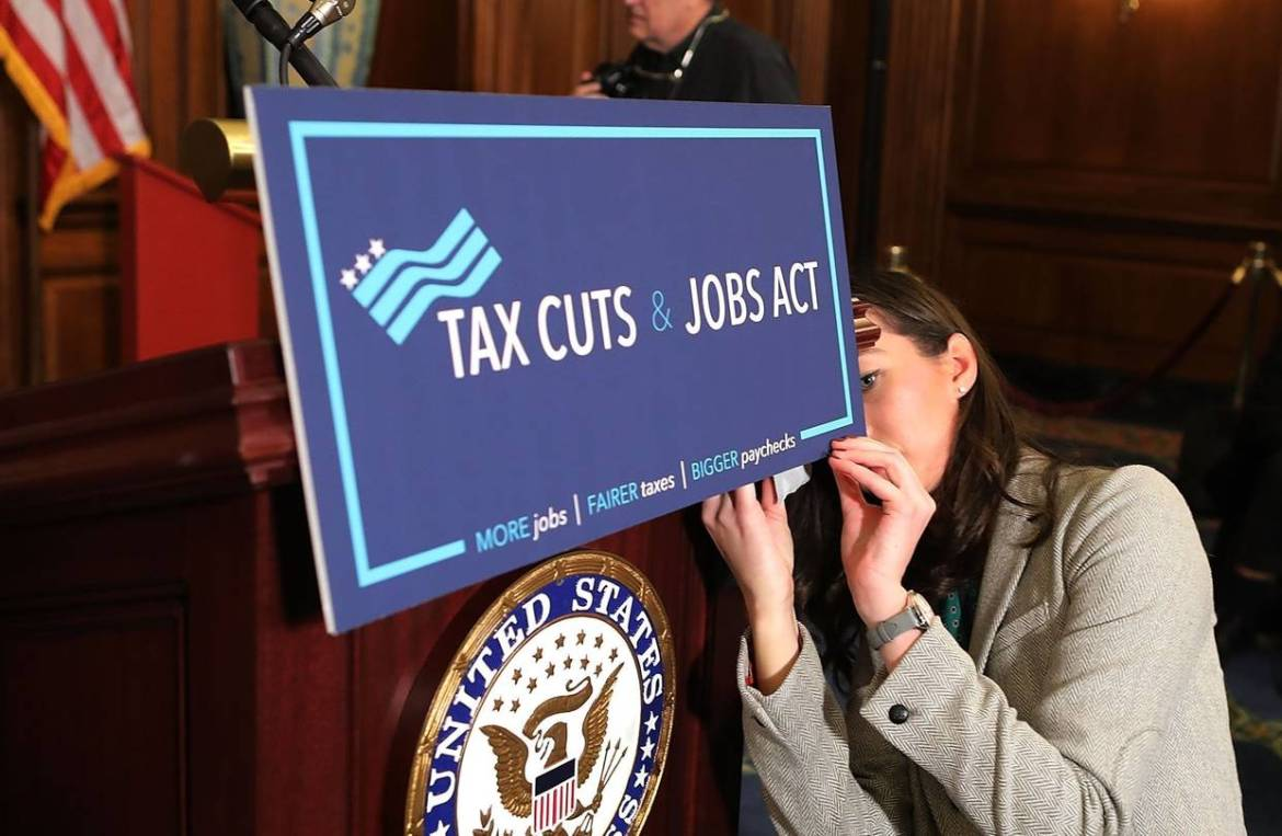 The Tax Cuts and Jobs Act, passed near the end of 2017, won't face repeal or replacement as Democrats are largely looking to make small changes to the law if they retake the House.