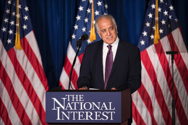 In September, the Trump administration received a commission from a senior envoy Zalmay Khalilzad to lead the US's negotiating efforts with the Taliban.