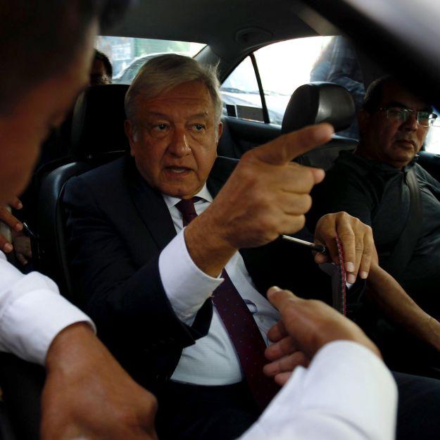 President-elect Andrés Manuel López Obrador faces a host of pressing issues, including Central American migrants at the U.S. border.