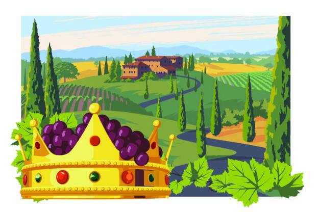 Why Italy's 'King of Wines' Is A Relative Bargain—For Now