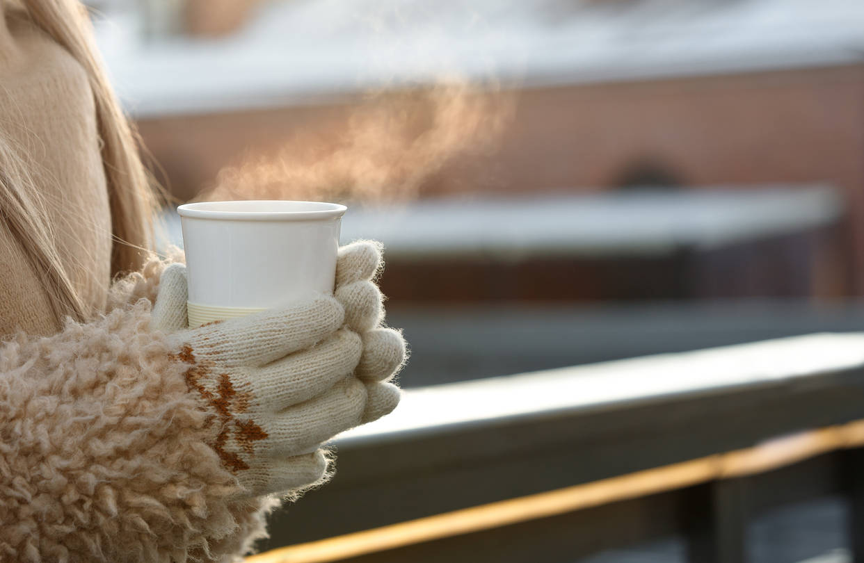 How Much Do Hot Drinks Help on a Cold Day? - WSJ