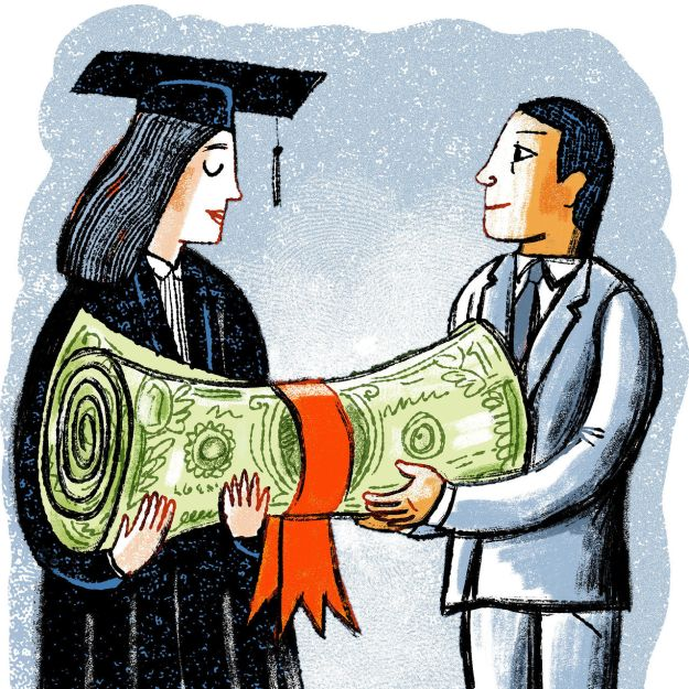 Looking to Double Your Salary? Try an M.B.A.