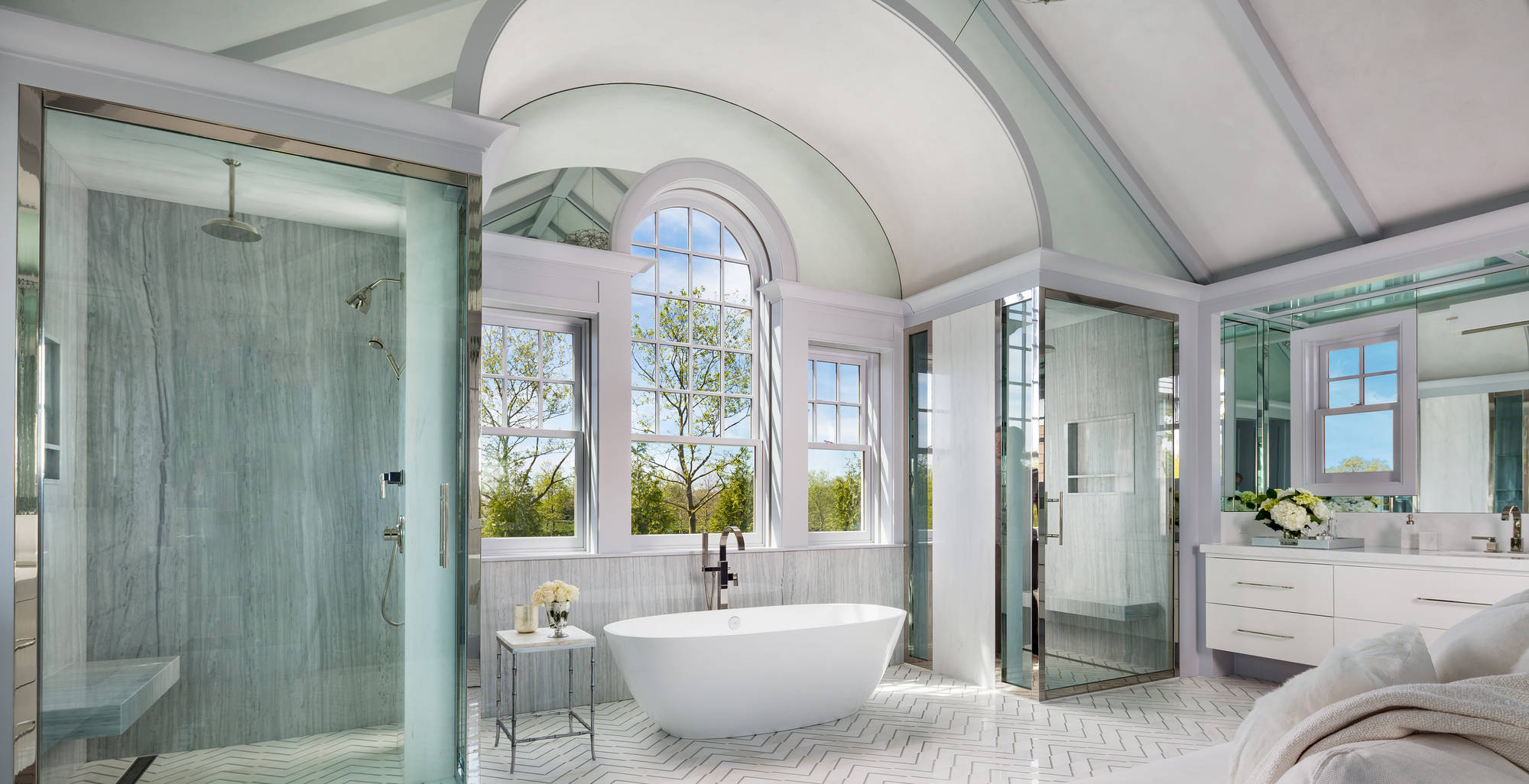 Bathroom In A House With 16 Bathrooms There Are Lots Of Choices Wsj