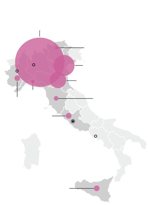 Coronavirus Infections Increase in Italy - WSJ