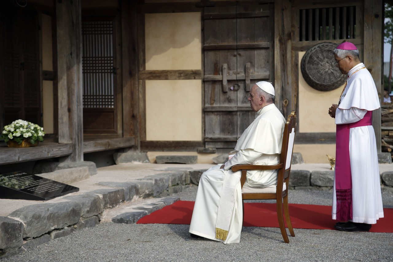Dangjin-si South Korea  city photo : ... not hypocrites — With Best Images from Pope's Visit in South Korea