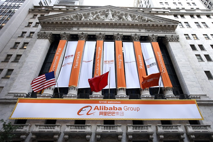 Alibaba Makes Big Splash With Ipo  China Real Time Report  Wsj