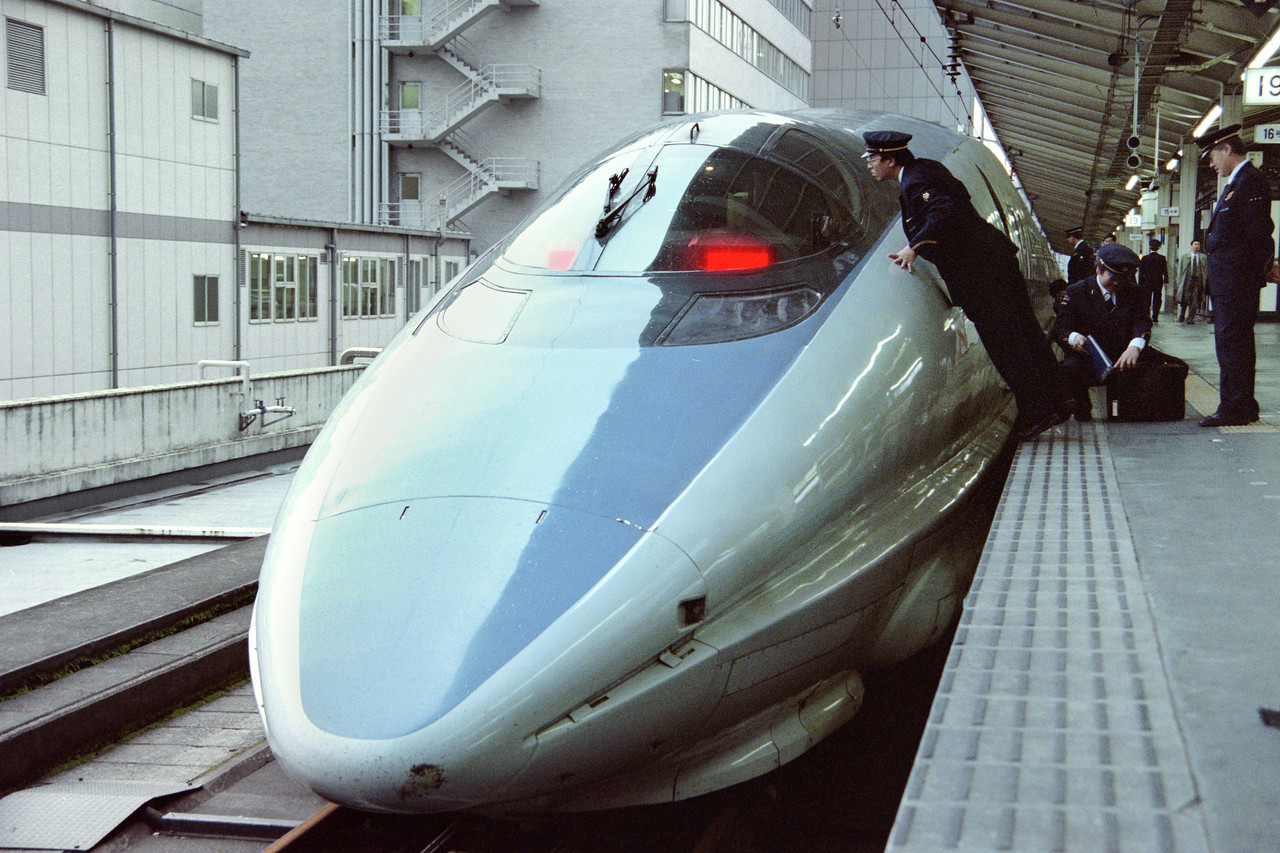 5 Things To Know About Japan S Shinkansen Bullet Trains