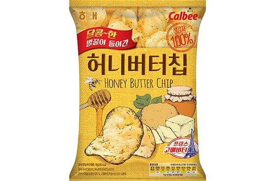 HoneyFlavored Potato Chips Have Koreans Buzzing  Korea