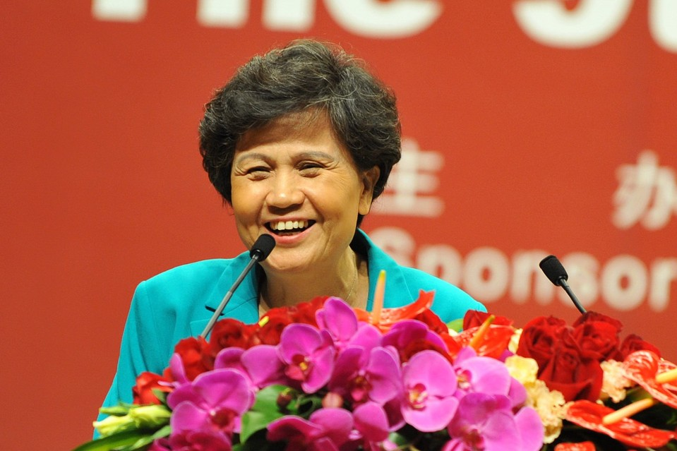 Chinese Vice Minister Xu Lin.