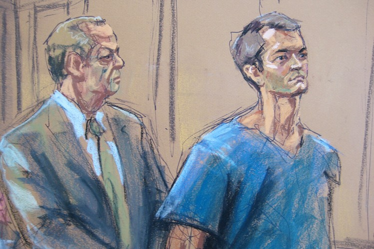 Silk Road Trial Ulbricht