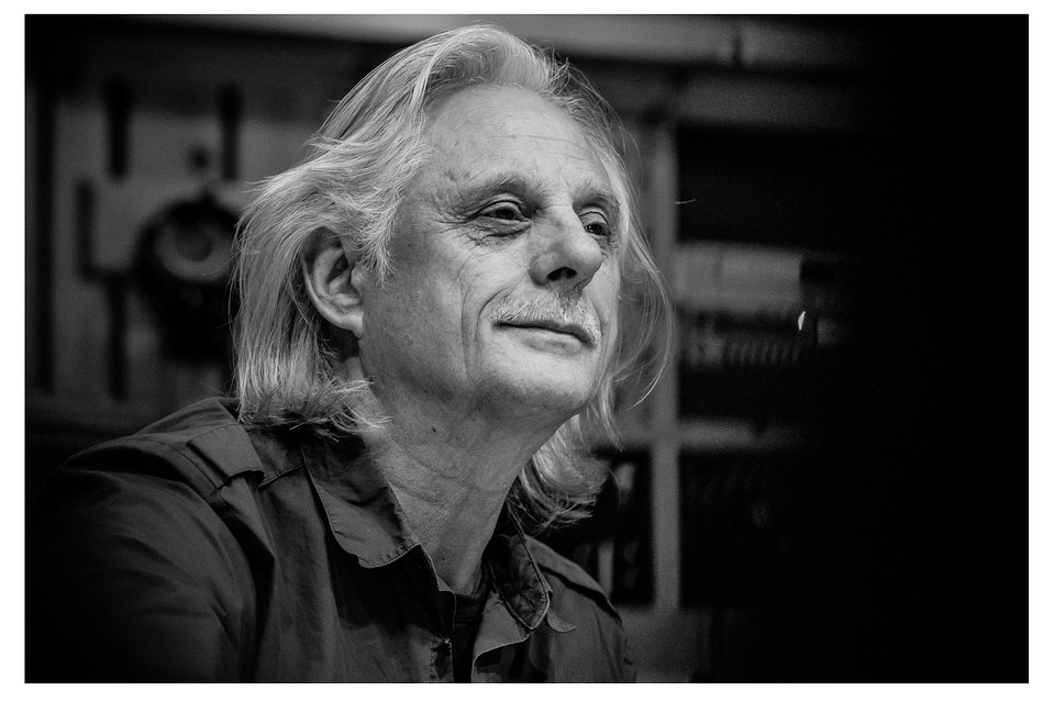 Manfred Eicher, the founder of ECM.
