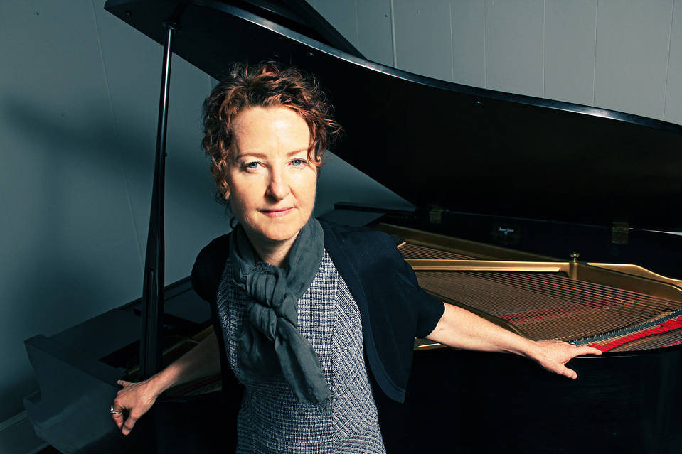 Myra Melford's new album, 'Snowy Egret,' is inspired by the 'Memory of Fire' trilogy by the Uruguayan author Eduardo Galeano.