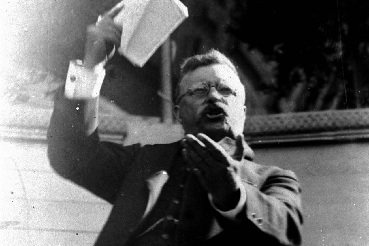 Teddy Roosevelt, Rough Rider Over Spelling Rules - WSJ