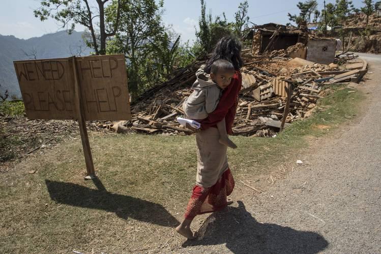 U.N. Presses Nepal to Expedite Entry of Aid Supplies - WSJ