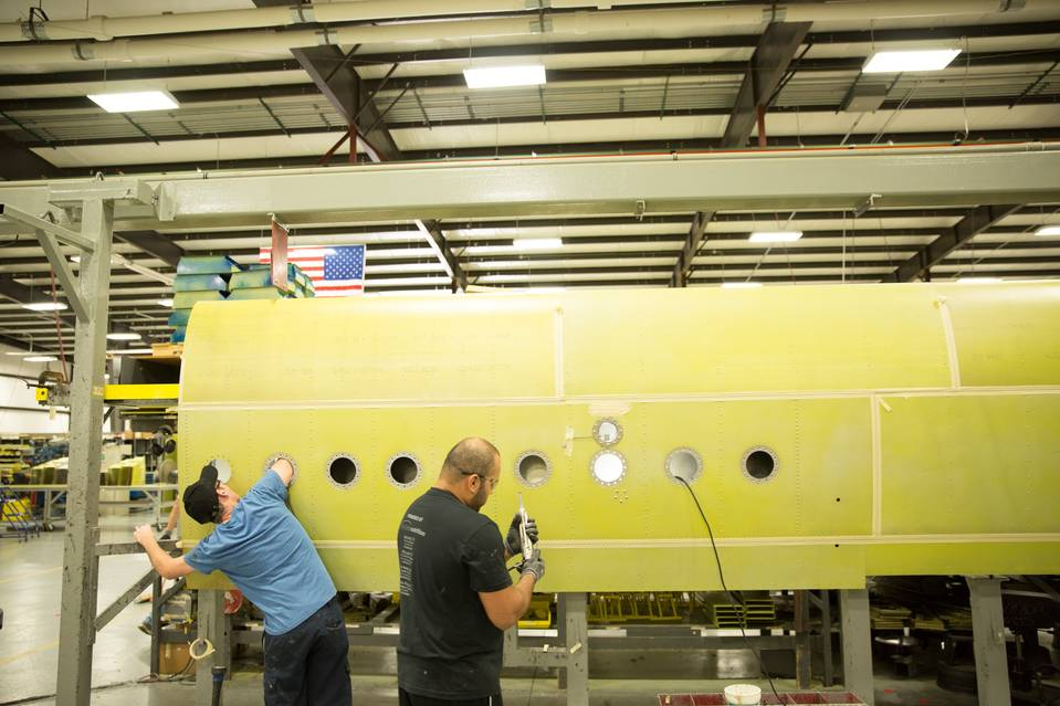 The Export-Import Bank seems to have enough legislative support to pass, but the legislative calendar poses an obstacle to passage before its charter lapses. Companies from General Electric to Air Tractor, whose facility in Texas is pictured here, say passage is important for their business.