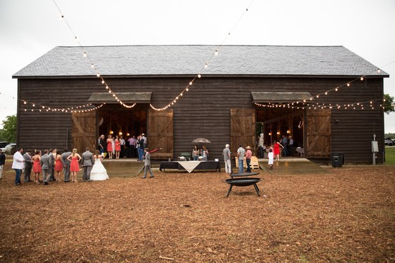 Inside Old Barns Restored For Partying WSJ