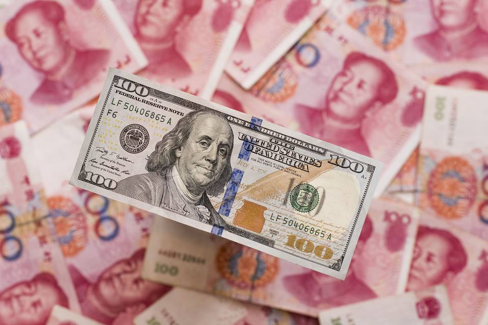 Ten years ago Tuesday, the People's Bank of China unpegged the yuan from the U.S. dollar.