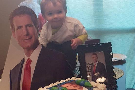 Mom Throws Dream Party for Personal Injury Lawyer-Obsessed Toddler