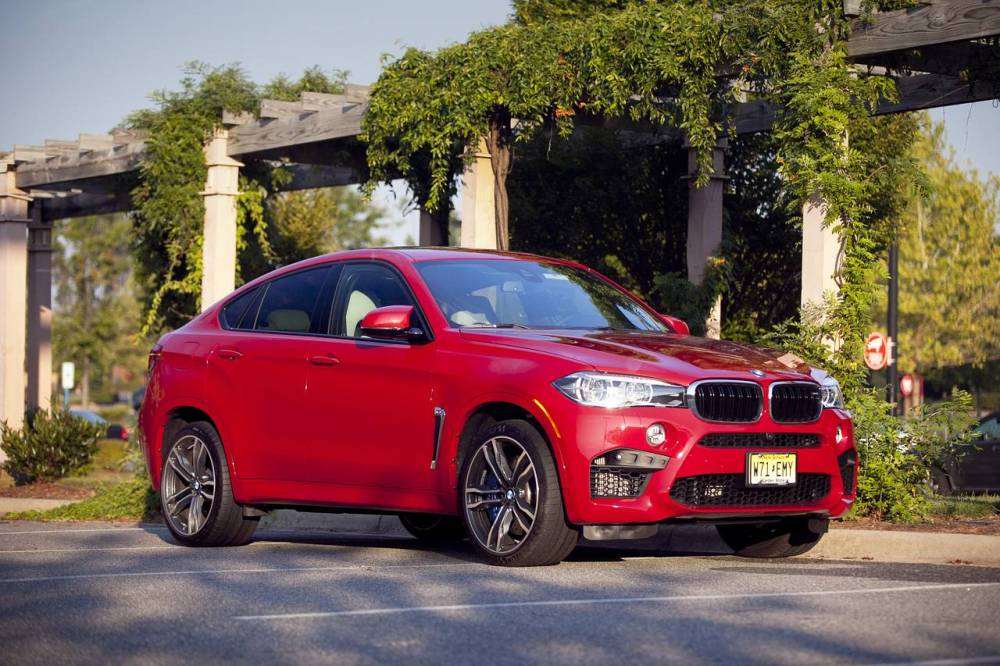 medium resolution of this week s test car is the 2015 bmw x6 m