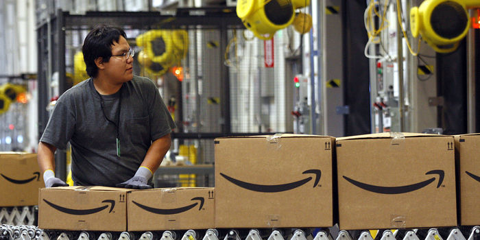 Amazon.com is leading a drive toward the use of smaller warehouses closer to urban centers as rapid delivery gains importance in e-commerce sales.