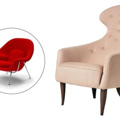 United Chair Medical Stool Round Bedroom Move Over Eames Reissued Furniture Classics Are Stealing The Strong Uncommonly Cozy Eva Right