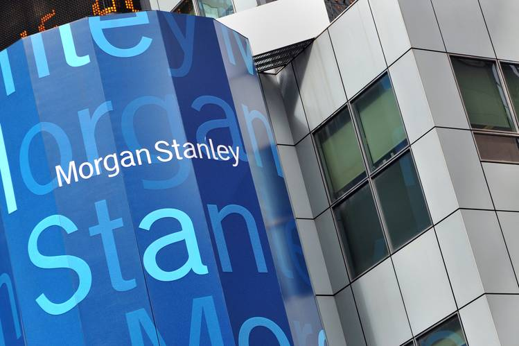 Morgan Stanley's headquarters in New York