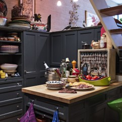 Rachael Ray Kitchen Bench Style Tables Inside S Tiny In New York East Village Wsj The Features Little Counter Space Which Ms Says Doesn T Stop