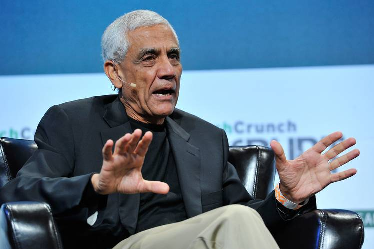 Vinod Khosla of Khosla Ventures is leaving the board of Square. He has a 17% stake in the payments company.