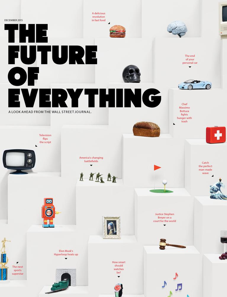 The Future of Everything: A look ahead from The Wall Street Journal
