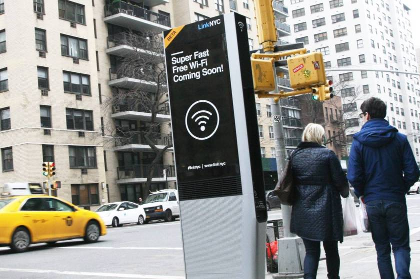 Image result for NYC wifi hotspots locations