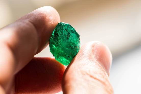 Mining Company Strives To Spark Demand For Emeralds
