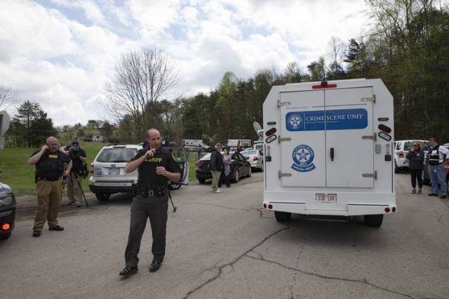 DEATH TOLLS IN OHIO AS 8 CONFIRMED DEAD