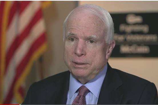 Resultado de imagen para foto John McCain