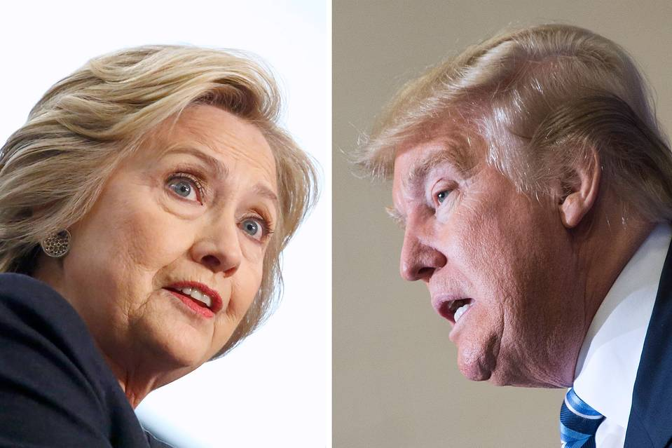 Hillary Clinton and Donald Trump are now the presumptive presidential nominees of their parties.