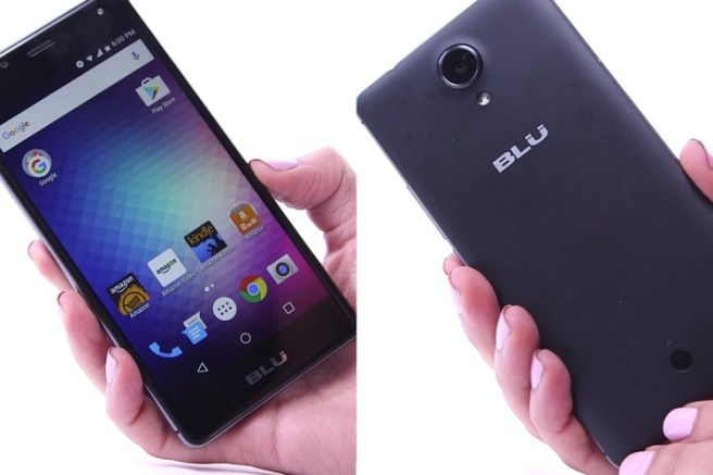 The Blu R1 HD feels far more like $150 than $50.