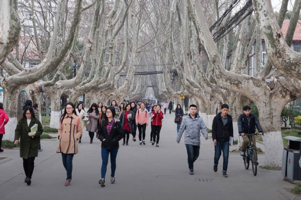 China Middle Class Anxieties