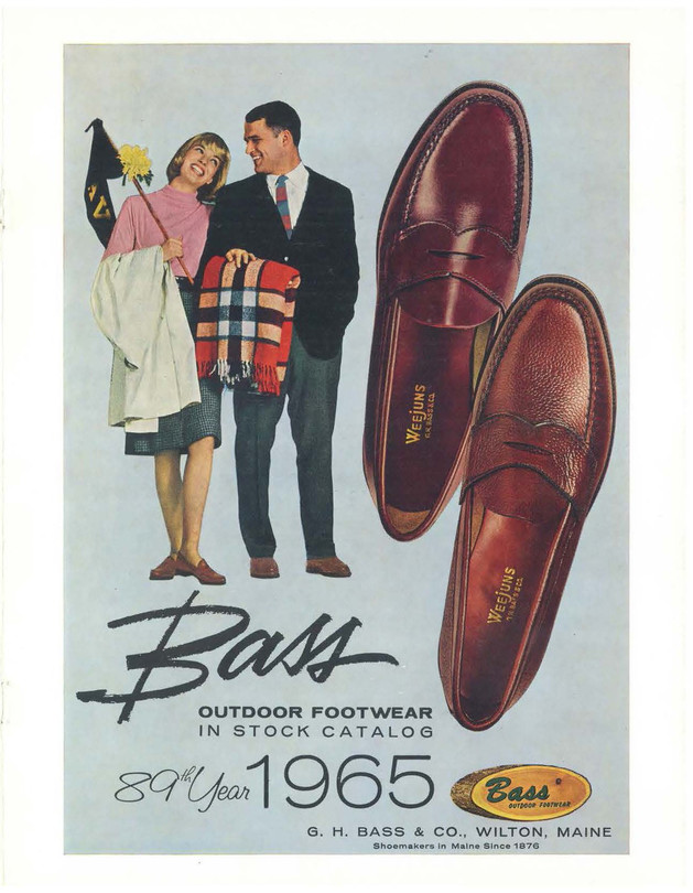 1965 G.H. Bass Catalog