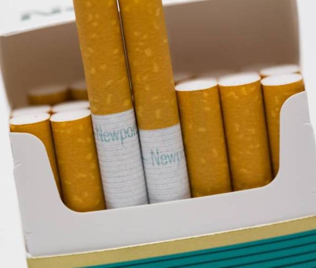 Newport Has Been The Only Major Brand Consistently Gaining Share Of The Shrinking Cigarette Market Over