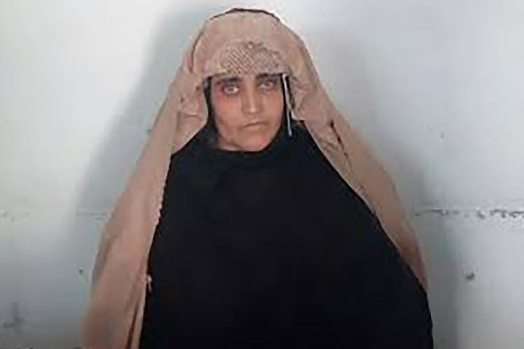National Geographics Afghan Girl to Be Deported from Pakistan  India Real Time  WSJ