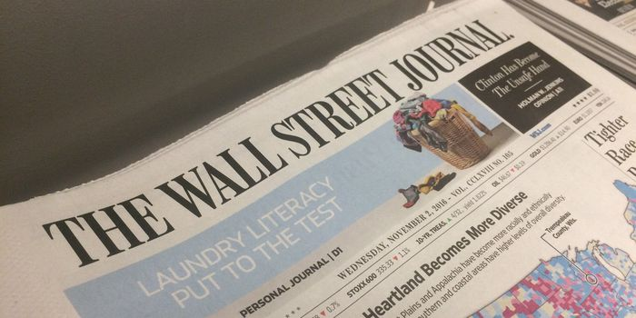 The Wall Street Journal to Combine Sections to Cope With Ad Decline - WSJ