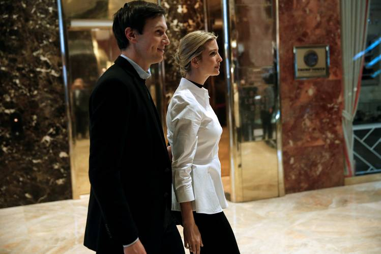 Something to Crow About: Ivanka Trump Visits Chinese New Year Party