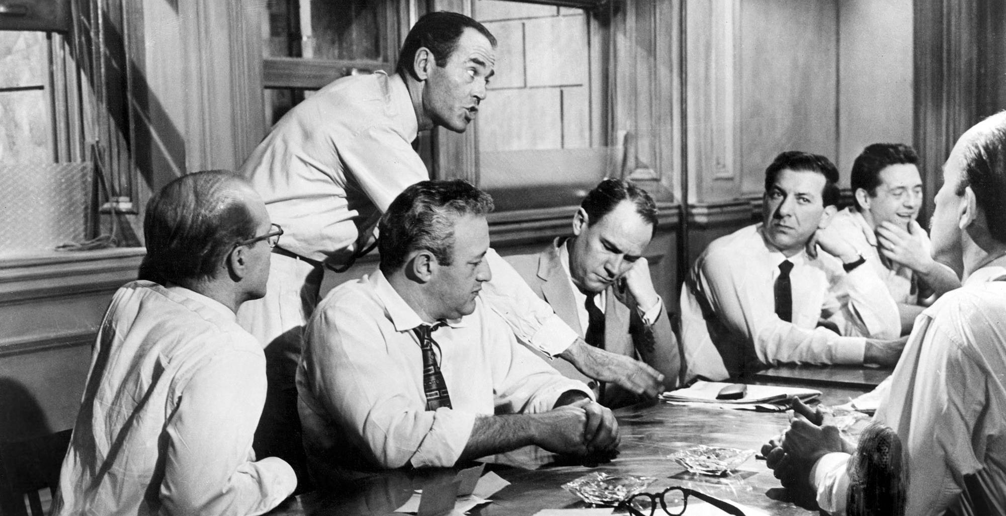 12 Angry Men A Film Review