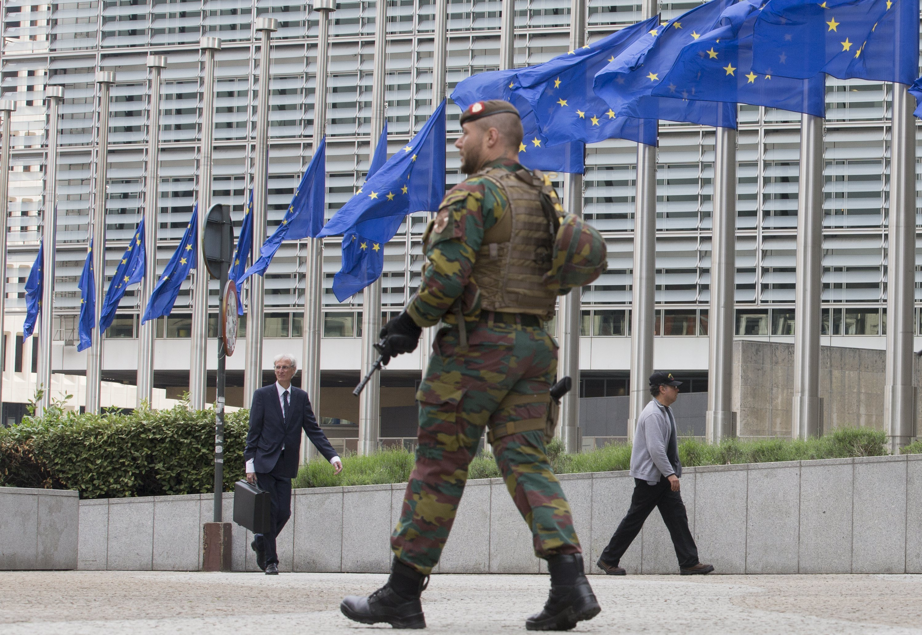 Brussels Report on Terror Attacks Highlights Security Services ...
